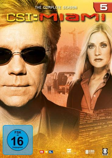 CSI Miami Season 5