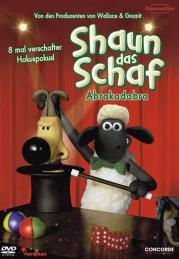 DVD Shaun das Schaf 4 Abrakadabra FSK: 0