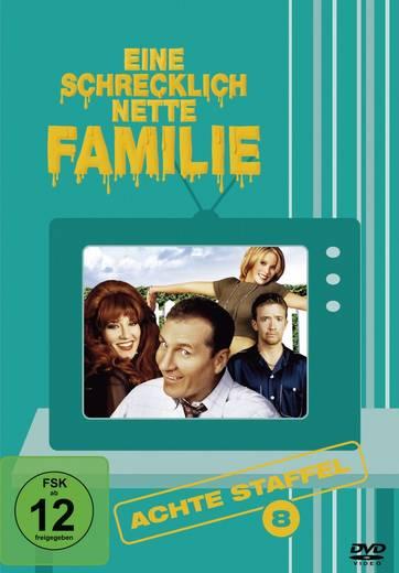 DVD Eine schrecklich nette Familie Staffel 8 FSK: 12