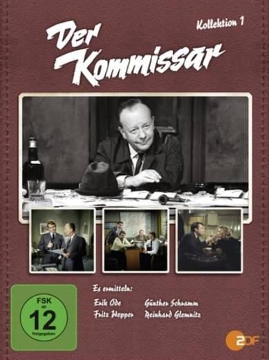 DVD Der Kommissar - Kollektion 1 FSK: 12