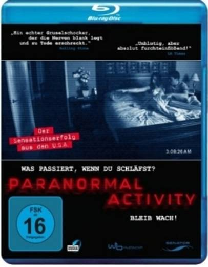 Paranormal Activitys