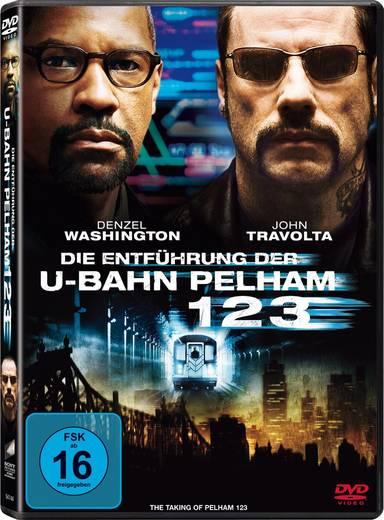 DVD Die Entführung der U-Bahn Pelham 1 2 3 FSK: 16