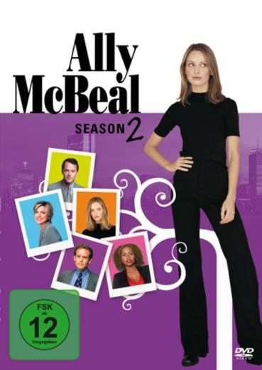 DVD Ally McBeal Season 2 FSK: 12