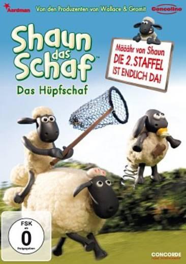 Shaun das Schaf 6 Das Hüpfschaf