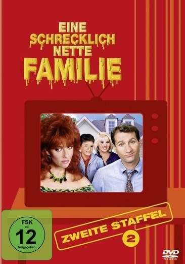DVD Eine schrecklich nette Familie Staffel 2 FSK: 12