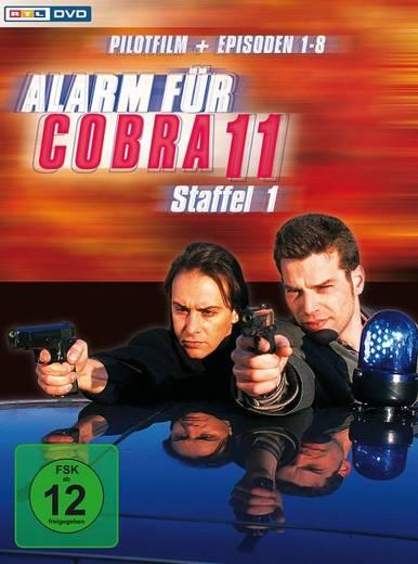 DVD Alarm für Cobra 11 Staffel 1 FSK: 12