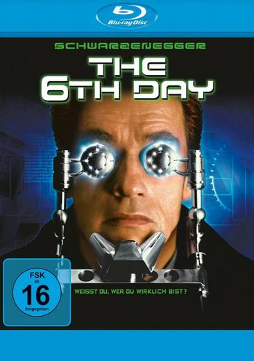 blu-ray The 6th Day FSK: 16