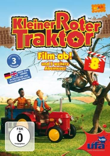 Kleiner roter Traktor 8 Film ab! und 5 weitere Abenteuer