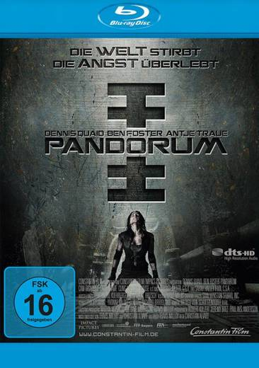 blu-ray Pandorum FSK: 16