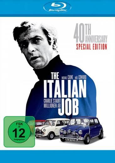 The Italian Job - Charlie staubt Millionen ab (Anniversary Edition)