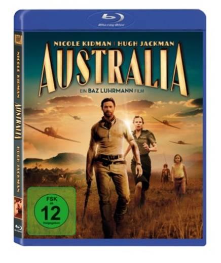 blu-ray Australia FSK: 12
