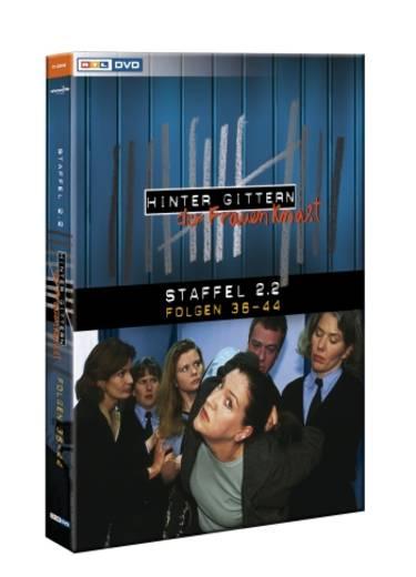 DVD Hinter Gittern Staffel 2 FSK: 12