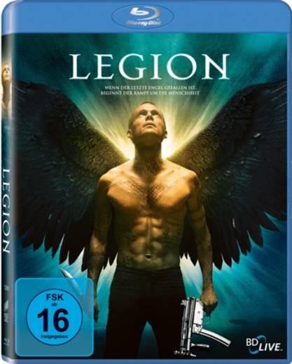 blu-ray Legion FSK: 16