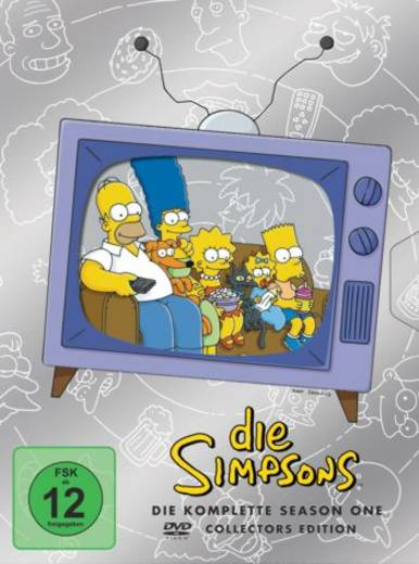 DVD Die Simpsons Staffel 1 FSK: 12