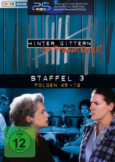 DVD Hinter Gittern Staffel 3 FSK: 12