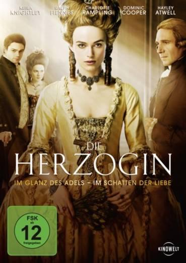 DVD Die Herzogin FSK: 12