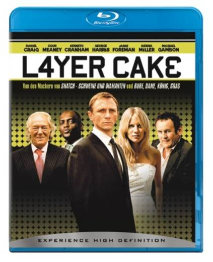 blu-ray Layer Cake FSK: 16