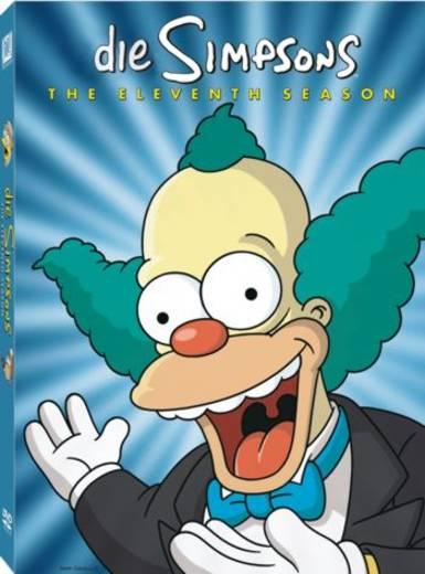 DVD Die Simpsons Staffel 11 FSK: 12