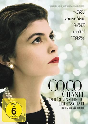 DVD Coco Chanel Der Beginn einer Leidenschaft FSK: 6