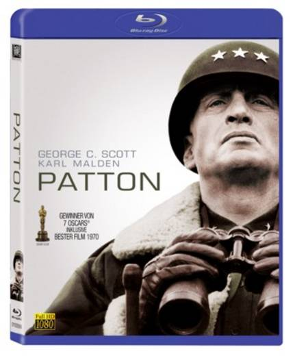 blu-ray Patton FSK: 16