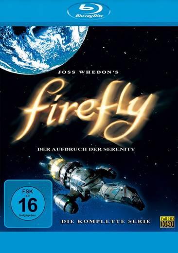 Firefly - Die komplette Serie