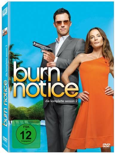 DVD Burn Notice Season 2 FSK: 12