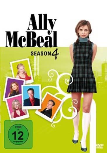 DVD Ally McBeal Season 4 FSK: 12