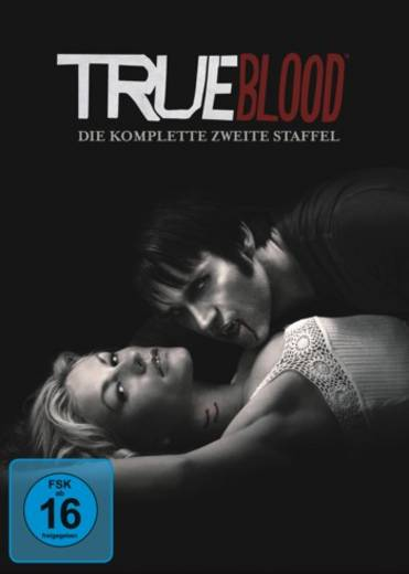 True Blood - Die komplette 2. Staffel