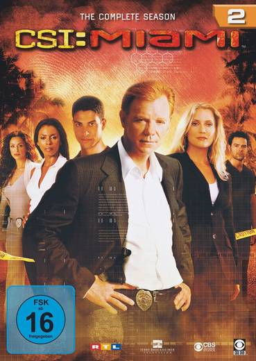 CSI Miami Season 2