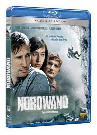 blu-ray Nordwand FSK: 12