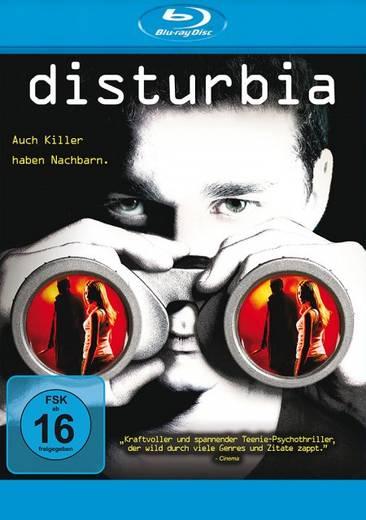 blu-ray Disturbia FSK: 16