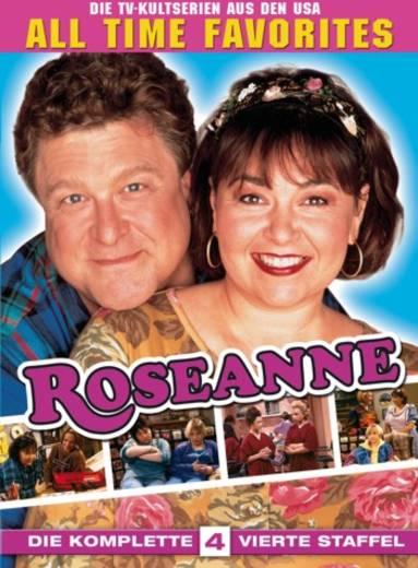 Roseanne - Staffel 4