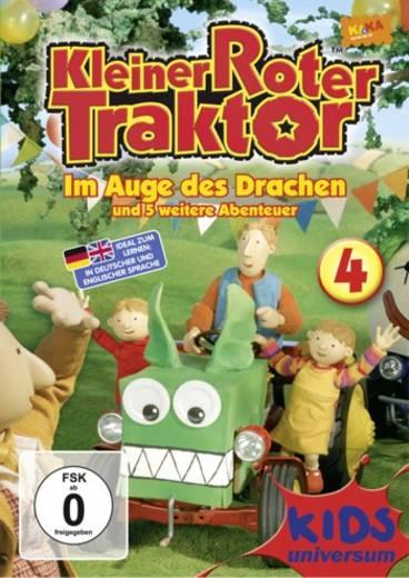 DVD Kleiner roter Traktor 4 Im Auge des Drachen und fünf weitere Geschichten FSK: 0