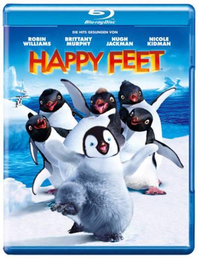 blu-ray Happy Feet FSK: 0
