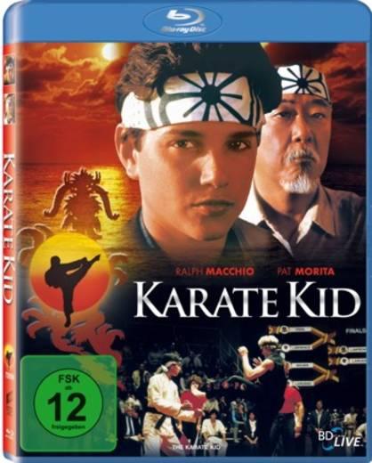 blu-ray Karate Kid FSK: 12