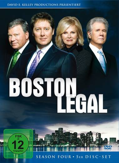 Boston Legal Season 4