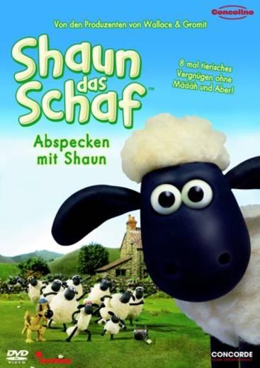 DVD Shaun das Schaf 1 Abspecken mit Shaun FSK: 0
