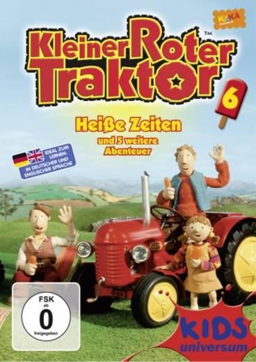 Kleiner roter Traktor 6 Heiße Zeiten und 5 weitere Abenteuer