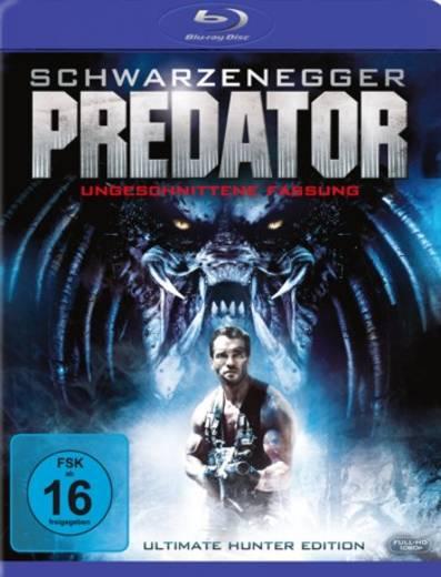 blu-ray Predator FSK: 16