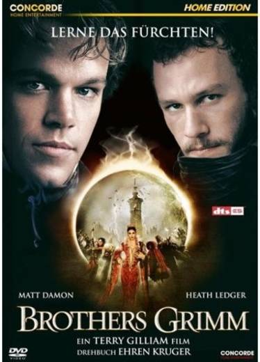 DVD Brothers Grimm FSK: 12