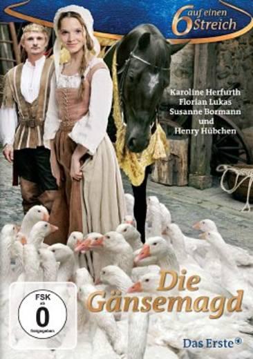 DVD Die Gänsemagd - 6 auf einen Streich FSK: 0