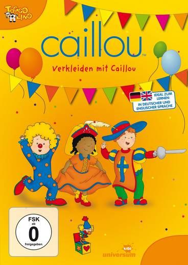 Caillou Verkleiden mit Caillou
