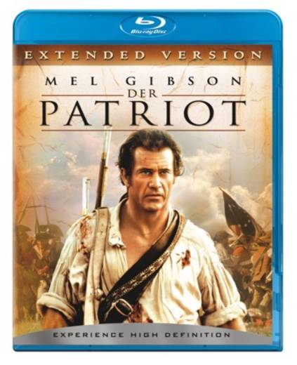 Mel Gibson - Der Patriot / Extended Version