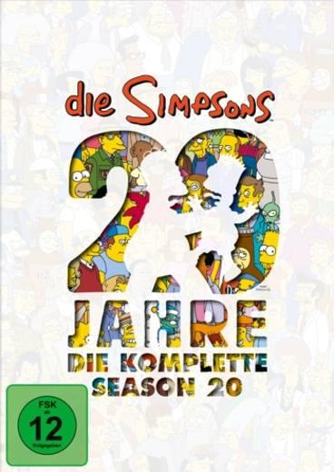 Die Simpsons Staffel 20 - 20 Jahre