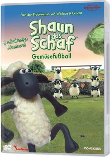 DVD Shaun das Schaf 2 Gemüsefußball FSK: 0