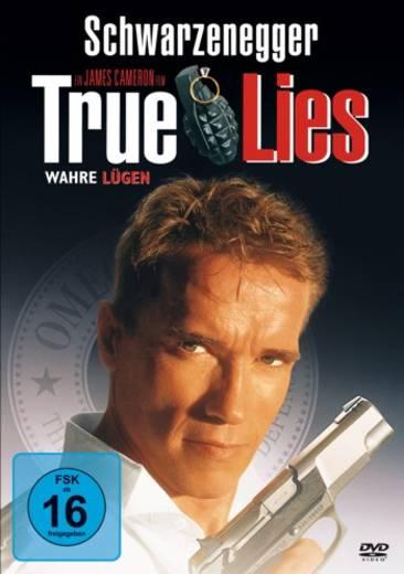 DVD True Lies Wahre Lügen FSK: 16