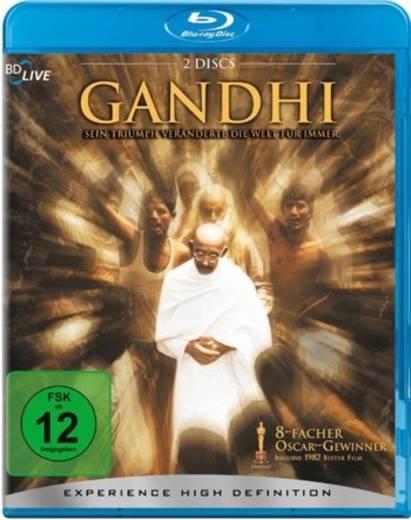 blu-ray Gandhi FSK: 12