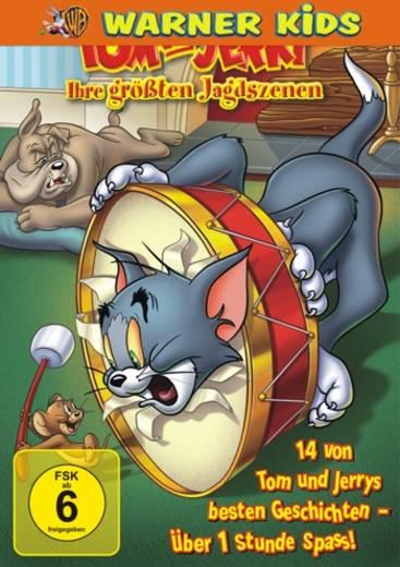 Tom & Jerry Ihre größten Jagdszenen Vol. 2