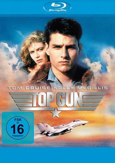blu-ray Top Gun FSK: 16