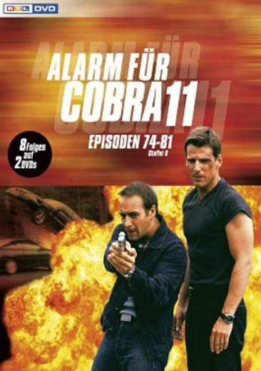 DVD Alarm für Cobra 11 Staffel 9 FSK: 12